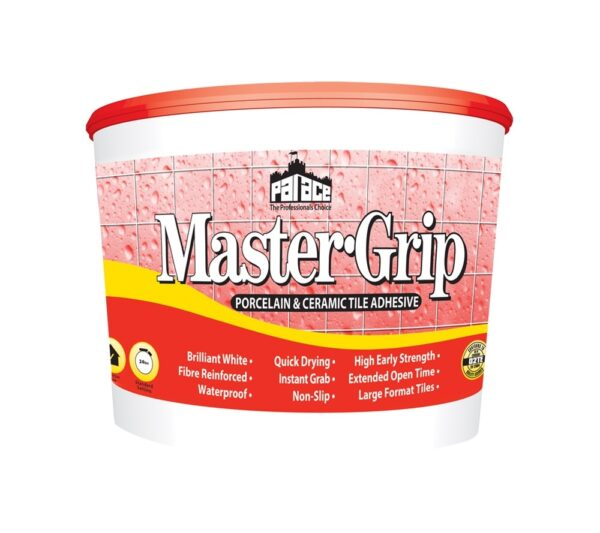 Master-Grip High Performance Ready Mixed Adhesive 15kg Pallet of 56
